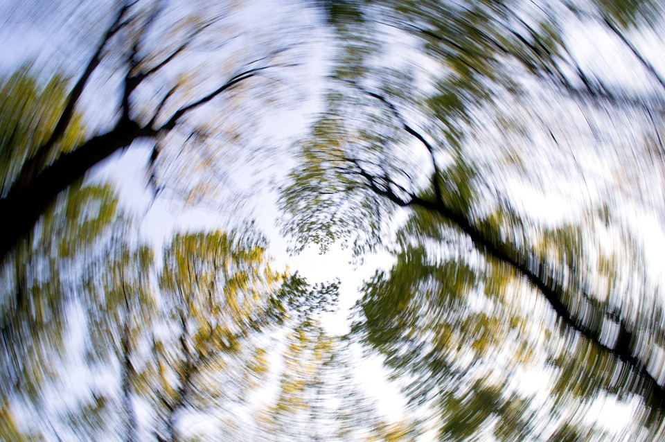 Vertigo/spinning sensation