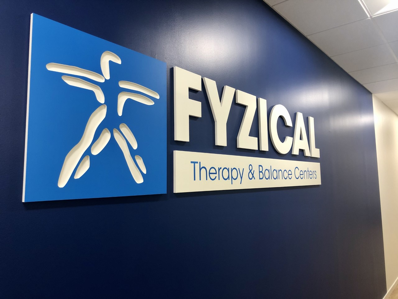 Our New And Expanded FYZICAL Gym